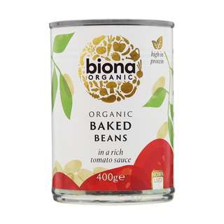 Biona Organic Baked Beans in Tomato Sauce