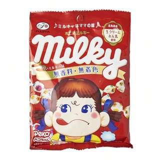 FUJIYA MILKY CLASSIC MILK CANDY - KIREI