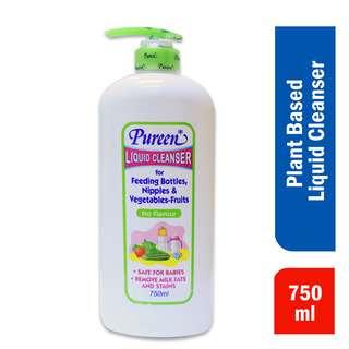 Pureen Liquid Cleanser For Feeding Btl Nip Veg- No Flavour