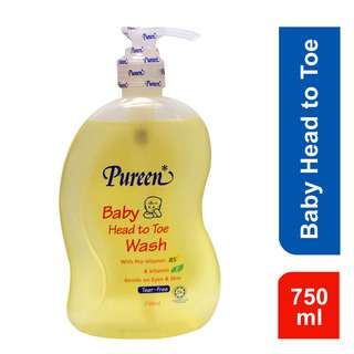 Pureen Baby Head To Toe Wash