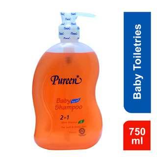 Pureen Baby Shampoo - 2 in 1