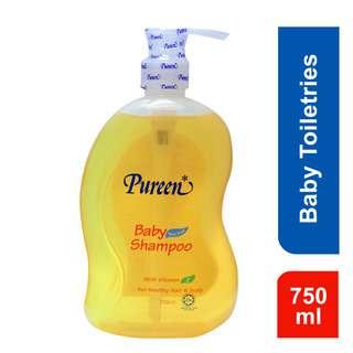 Pureen Baby Shampoo With Vit E