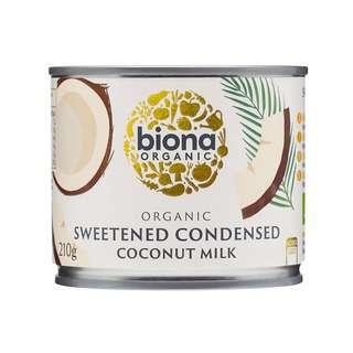 Biona Organic Sweetened Condensed Coconut Milk