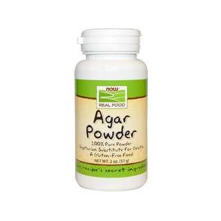 Now Foods Real Food Agar Powder