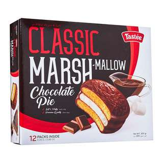 Tastee Marsh Mallow Chocolate Pie - Classic