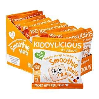 Kiddylicious Smoothie Melts Mango