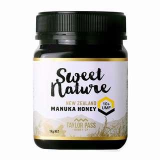 Sweet Nature UMF 10+ Manuka Honey
