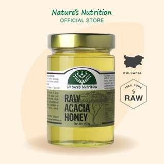 Nature's Nutrition Acacia Honey