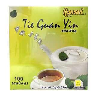 Honsei Tie Guan Yin Tea Bag (100 Tea bags)