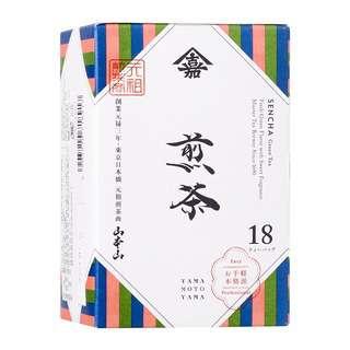 YAMAMOTOYAMA SENCHA TEA BAG 20G