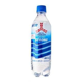 Asahi Mitsuya Cider Zero Strong Soda