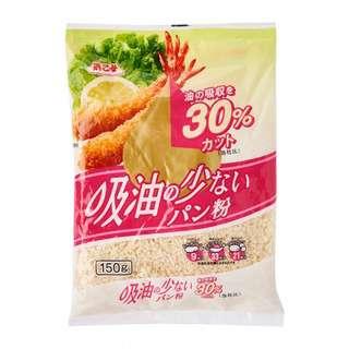 HAMAOTOME KYUU ABURA NO SUKUNAI SOFT PANKO BREAD CRUMBS 150G