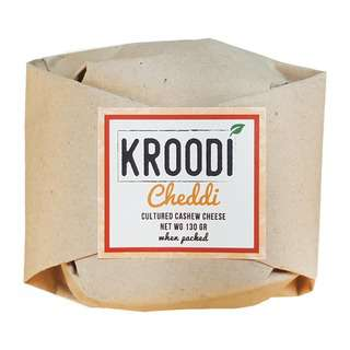 KROODI Vegan Cheese - Cheddi