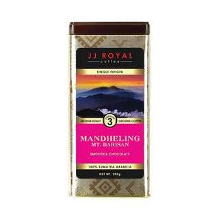 JJ Royal Coffee Mandheling 100% Arabica (Ground)