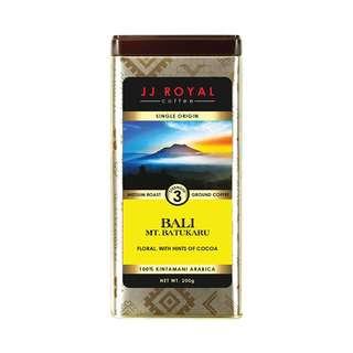 JJ Royal Coffee Bali 100% Arabica (Ground)
