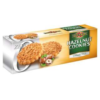 Quickbury Sugarfree Hazelnut Cookies