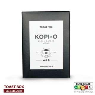 Toast Box Kopi O