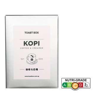 Toast Box Kopi with Creamer