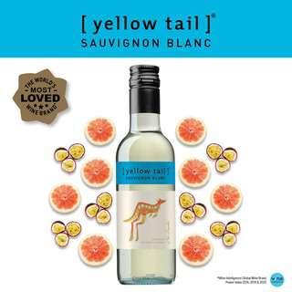 Yellow Tail Mini Sauvignon Blanc - White Wine