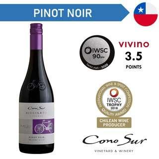 Cono Sur Bicicleta Reserva Pinot Noir - Red Wine