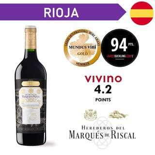 Marques de Riscal Gran Reserva Rioja - Red Wine