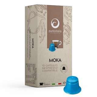 PUNTO ITALIA ESPRESSO - MOKA Nespresso Pods