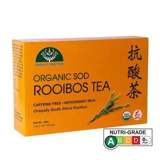Nature's Nutrition Organic Rooibos Tea