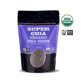 Superchia Organic Chia Seed