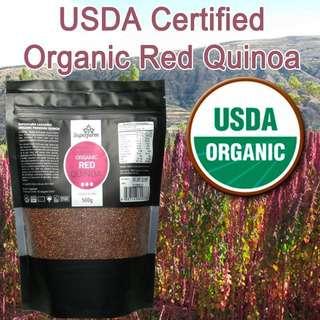 Superfarm Organic Red Quinoa