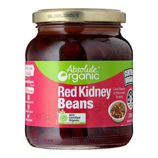 Absolute Organic Red Kidney Beans