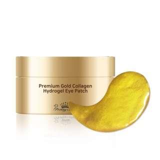 Pretty Skin Premium Gold Collagen Eye Patch