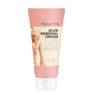Pretty Skin Design Your Beauty Aloe Vera Hair Removal Cream