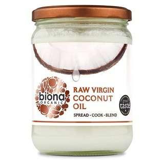 Biona Organic Raw Virgin Coconut Oil