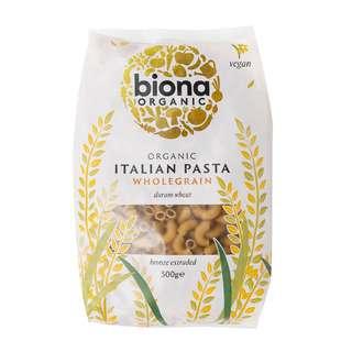 Biona Organic Wholewheat Maccaroni