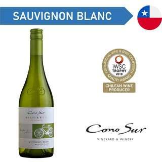 Cono Sur Bicicleta Reserva Sauvignon Blanc - White Wine