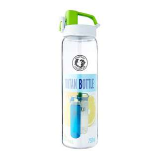 Dolphin Collection Tritan Water Bottle 750 ML (Clear)