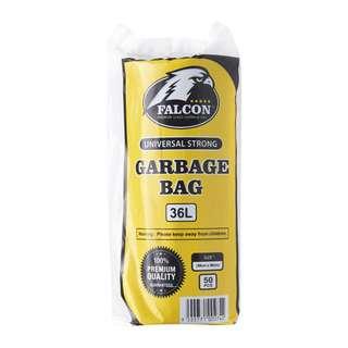 Falcon Galaxy Strong Garbage Bag - 36L (58 x 66 cm) 50pcs