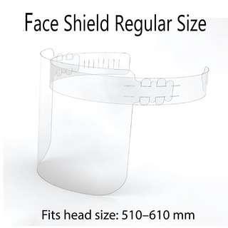 MySpace Face Shield - Regular Size