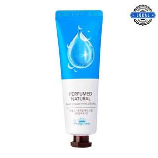 Pretty Skin Perfumed Natural Hand Cream #Hyaluronic