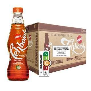 Sosro Bottle Drink - Tehbotol Original