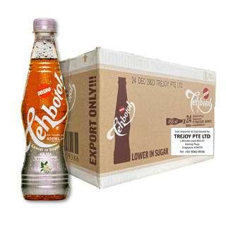 Sosro Bottle Drink - Tehbotol Less Sugar