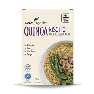 Ceres Organics Quinoa Risotto Quick Meal