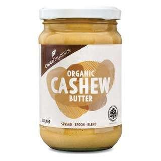 Ceres Organics Cashew Butter