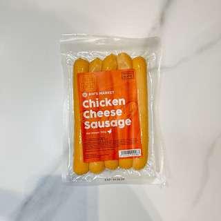 Aw's Market Chicken Cheese Sausage