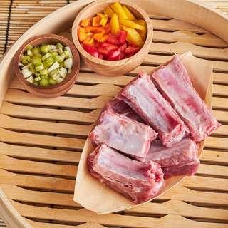 Aw's Market Pork Big Spare Ribs