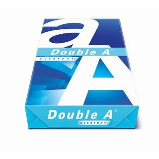 Double A Everyday 70gsm A4 Paper (Ream)
