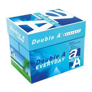 Double A Everyday 70gsm A4 Paper (Carton)