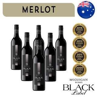 Mcguigan Black Label Merlot - Case