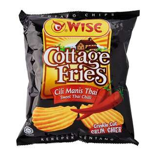 Wise Cottage Fries Potato Chips - Sweet Chilli