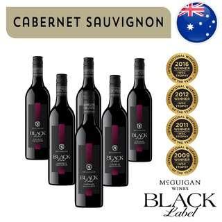 Mcguigan Black Label Cabernet Sauvignon - Case